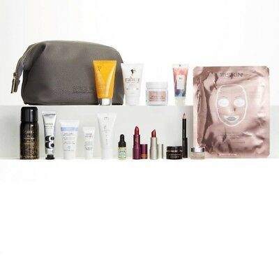 Space NK Fall 2018 Beauty Bag Gift Set with 16 Piece $328 Value Sunday Riley
