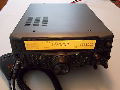 Kenwood TS2000 Radio Transceiver