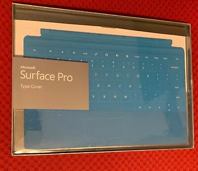 Microsoft Surface Touch Cover Keyboard, works w/ many Surface models, color blue