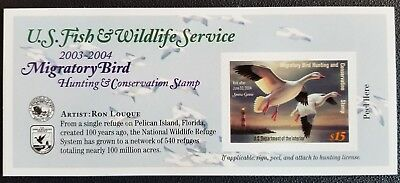US Federal Duck Stamps Scott#RW70A $15.00 Mint NH Self-Adhesive