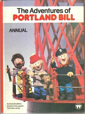 L@@k Sale The Adventures Of Portland Bill Annual 1984 (As Seen On Tv Series)