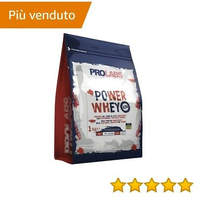 Prolabs POWER WHEY ULTRA 1KG CIOCCOLATO > proteine del siero del latte