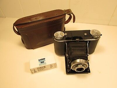 ANSCO vintage Standard Speedex 120 roll film  camera