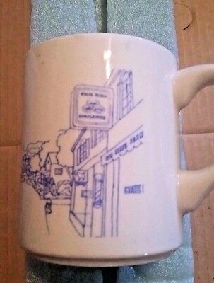Vintage State Farm Coffee Cup
