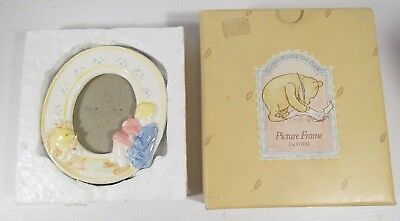 Classic Winnie the Pooh Charpente 2x3 Oval Picture Frame