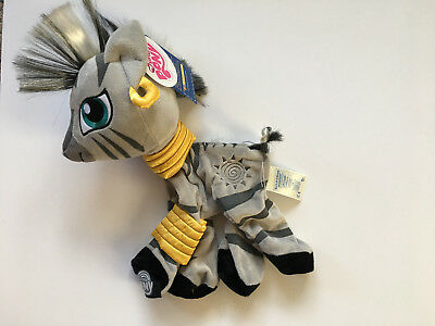 My Little Pony: Zecora Build a Bear online exclusive UNSTUFFED NEW with TAGS