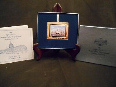 Official 2004 United States Congressional Holiday Ornament