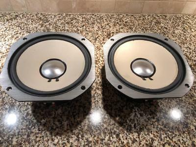 JBL LE8T-H LE8TH full range 8 inch speakers, A PAIR