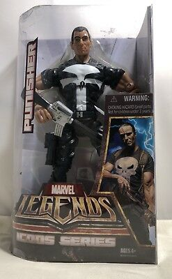 Marvel Legends Icons-Series THE PUNISHER Figure Hasbro 2006