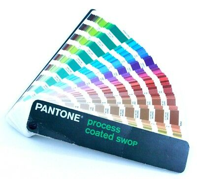 Pantone Process Color System Guide SWOP (Coated Stock)