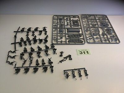 Plastic Solider Company 1/72 Marder And Airfix German Ww2 Infantry Lot 311