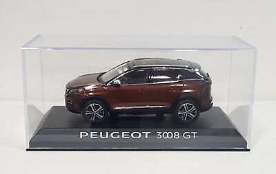 Peugeot 3008 Gt Model With Stand (16Mico902)