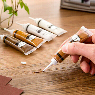 Wood Furniture Touch Up Kit Marker Cream PEN PINE Scratch Filler Remover Repair
