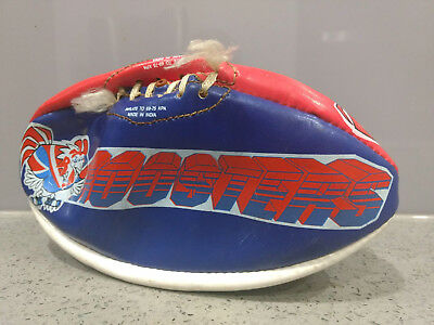 Sydney Roosters Rugby League Ball - 25 Years Collectable Premiership NRL