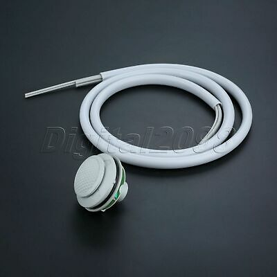 Dental Round Foot Switch Dental Equipment 4 Hole Tube Cable Standard Foot Pedal