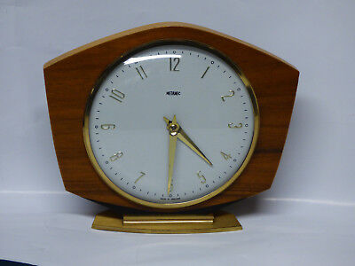vintage Metamec mantel clock RETRO 2 30 HOUR