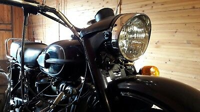 1994 Ural IMZ-8103-10  Ural with Only 400km of mileage, sidecar and rear gear