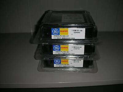 Ge  Ic693Cpu350 Ic693Cpu350-Ej  New In Box 1Pcs