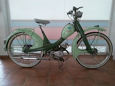 Crazy Sale! NSU Quickly S BJ. 1955 inkl. Papieren - voll funktionsfähig!
