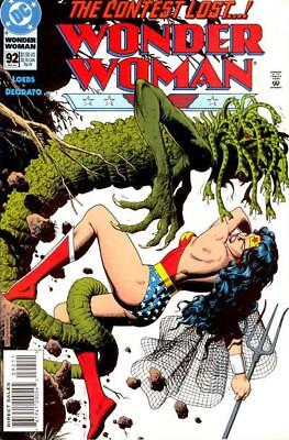 Wonder Woman #92 (Vol 2)