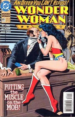 Wonder Woman #81 (Vol 2)