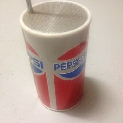 Pepsi Cola Transistor Radio Collectable