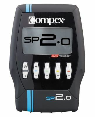 Compex SP 2.0 Muscle Stimulator - Recovery, Prevent Injury, BRAND NEW