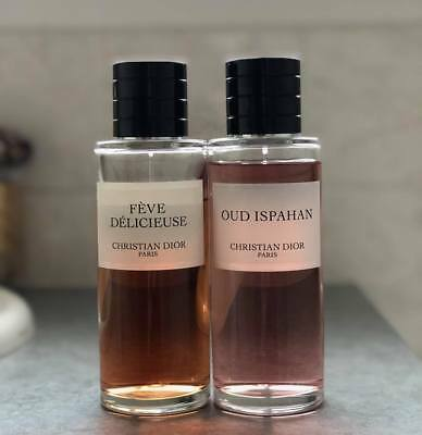 Dior - Feve Delicieuse / Oud Ispahan *Sample Sizes*