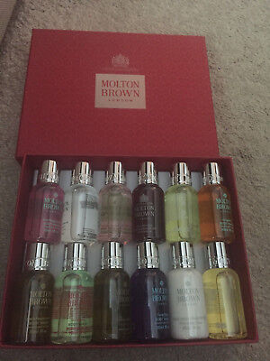 MOLTON BROWN  TRAVEL/TRIAL GIFT - 12 x 30ml