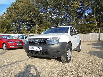 Dacia Duster 1.6i 16v ( 105bhp ) 4X4 Access One Owner ONLY 17,457 miles FSH