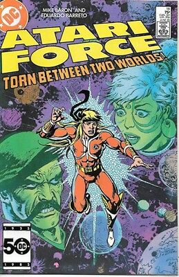 Atari Force Comic Book #18 DC Comics 1985 NEAR MINT NEW UNREAD