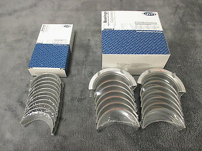 Chevy Small Block 305 327 350 383 ACL Aluglide A-Series Main Bearing Set .010/""