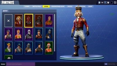 Random Fortnite Accounts (Skull Trooper , Galaxy Skin , VBUCKS , SKINS , STACKED