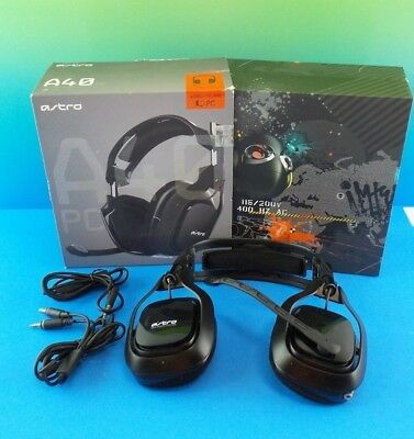 Astro A40 Gaming Headset  for Multi-Platform in box #pca40