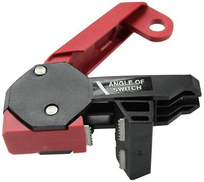 KDD161 STOPOUT 120/240 Circuit Breaker Lockout (Double Pole) With Bar Clamp Tag