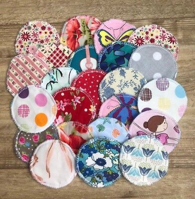 Soft Reusable Makeup Wipes, Eye Make up Remover Pads Washable Face Rounds
