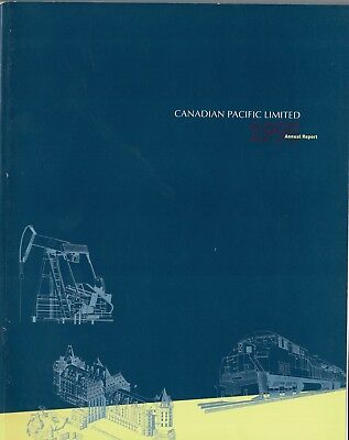 Canadian Pacific Limited 1995 Annual Report