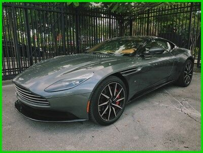 2017 Aston Martin DB11 Launch Edition 2017 17 ASTON MARTIN DB11 LAUNCH EDITION COUPE * DIAMOND FORGED WHEELS *