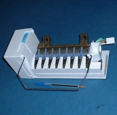 Icemaker WPW10300022 Fits Whirlpool Kenmore Amana Maytag Refrigeratorswrs whirlpool kenmore maytag icemaker 625622 625611 625610 625603 626640