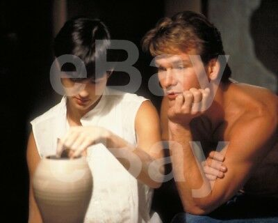 Ghost 1990 Patrick Swayze Demi Moore 10x8 Photo 3 99 Picclick Uk