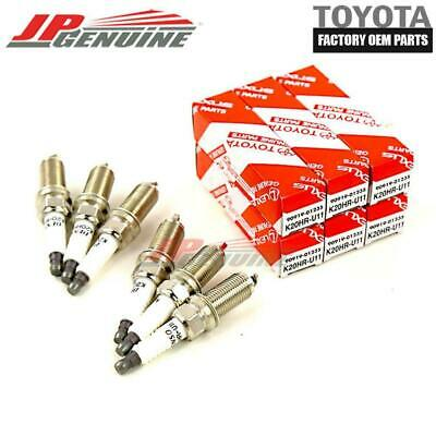 Tune up Kit 96-02 Toyota 4runner Tacoma 96-04 NGK Wire-Plugs-Belt-Air-Fuel-Oil