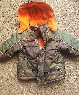 12month boys coat
