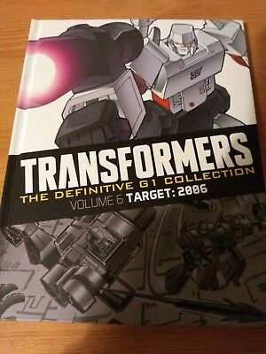 Transformers - The Definitive G1 Collection Issue 1 Volume 6 Target 2006