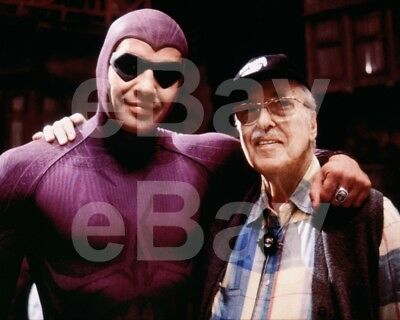 The Phantom (1996) Billy Zane, Lee Falk 10x8 Foto