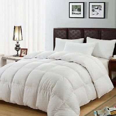 Duck Feather & Down Duvet / Quilt Bedding - All Sizes Luxury Quality 13.5 TOG