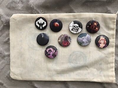 Owlcrate Pins