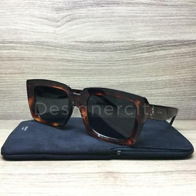 c7711e7f35fbb CELINE CL 41449 S 41449 Sunglasses Dark Havana 086IR Authentic 55mm ...