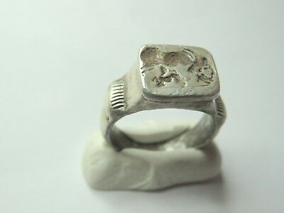 Ancient silver Roman Ring *VERY RARE*