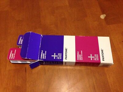Pantone Formula Guide Coated and Uncoated The Plus Series books 2010 PMS colors