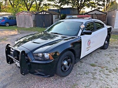 Dodge Charger Pursuit 5.7 V8 Hemi